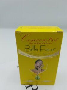 Belle Face  Eclaircissant et traitant-aux acide de fruits  ORIGINAL 60 ML