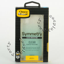 OtterBox Symmetry Hard Snap Cover Case For iPhone X iPhone Xs (Black & Clear)