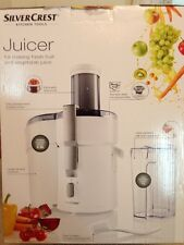 Silvercrest Slow Juicer : silvercrest juicer eBay