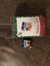 Hallmark 1998 Mickey Train #2 Pluto'S Coal Car Disney express merry miniature
