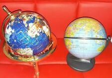 "4"" WORLD GLOBE"