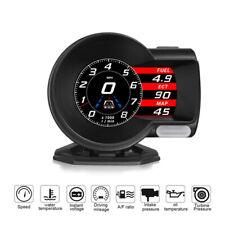 LCD Color Screen Car Head Up Display HUD OBD2 6 Model Instrument Diagnostic Tool