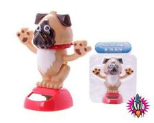 SOLAR POWERED FLIP FLAP DANCING DOG TOY GREAT GIFT IDEA