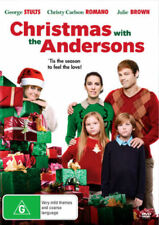 Christmas With The Andersons DVD CHRISTMAS TV MOVIES BRAND NEW RELEASE R4