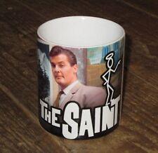 Roger Moore Simon Templar The Saint Logo MUG