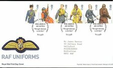 GB 2008 FDC Military Uniforms special handstamp Hendon london stamps