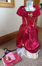 Robe de LUXE  BELLE et SON PETIT SAC - 3/5 ans - neuve