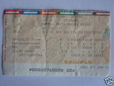 MILAN - VERONA BIGLIETTO TICKET 1991 / 92