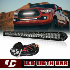 SLIM 20INCH 100W LED LIGHT BAR SINGLE ROW FOR Ford F-150 2009-2017 DRIVING LAMP