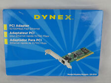 Dynex 10/100Mbps Fast Ethernet PCI Adapter