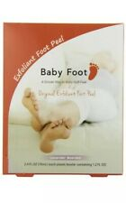 BABY FOOT EXFOLIANT PEEL , LAVENDER SCENTED 2.4 fl oz  SEALED BOX NEW