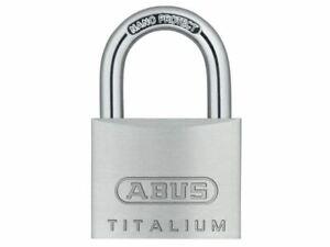 ABUS Mechanical - 64TI / 40mm TITALIUM ™ Vorhängeschloss