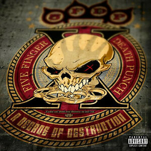 Five Finger Death Punch - A Decade of Destruction