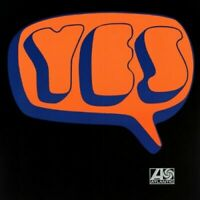 YES - YES (RSD Neon Orange Vinyl LP Record Store Day 2019) New Mint Sealed