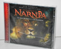 Disney Music Inspired By The Chronicles of Narnia Enhanced CD 2005 New Sealed