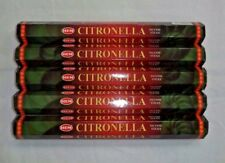 Hem Incense Citronella Stick, 100 Sticks (Bug Mosquito Repellent)