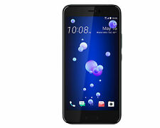 "HTC U 11 5.5"" 64GB 4G Smart Phone - Brilliant Black"