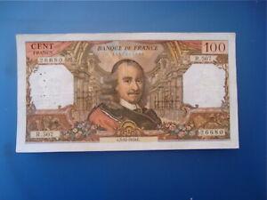 100  FRANCS CORNEILLE  1970  R 507