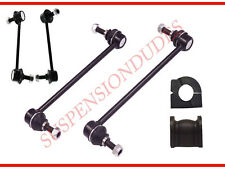 6PC Front & Rear Stabilizer Bar Links + Front Bushings for Acura MDX Honda Pilot