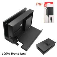 For Original Nintendo Switch Dock Set Charging Dock (With AC Power Adapter)