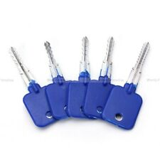 lockpicking 5 Try Out key cross lockpick tools locksmith unlocking crochetage **