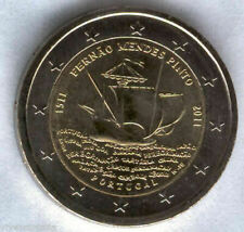 Portugal 2 Euros  2011 @ 500 Aniversario @ Emisión Nº 7 @