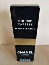 Chanel Poudre Caresse Powderlights-Built in Brush-Translucent-.88 oz.-Very Rare