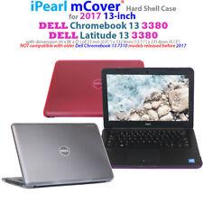 "NEW mCover® Hard Shell Case for 13.3"" Dell Latitude / Chromebook 13 3380 laptops"