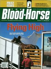 2004 The Blood-Horse Magazine #48: Horse Travel/Jockey Insurance/Wildcat