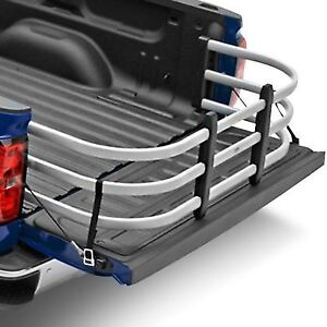 AMP Research BedXTender HD Max Silver For 15-17 Chevy Colorado/ GMC Canyon
