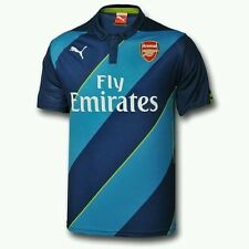 wholesale dealer 7109a 34d56 Arsenal 3rd Kit Football Shirts for sale | eBay
