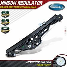 Electric Window Regulator W/o Motor for BMW E60 E61 520 i 51357075674 Rear Right
