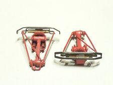 E1910 ROCO 2x pantograf per DR/DB 143 ROSSO (23276, 23281, 53410, 23411 etc)
