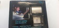 Eops TV Tuner CF Karte für Pocket PC