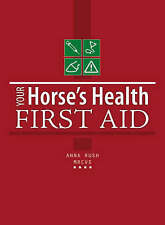 Your Horse's Health First Aid, 0715327739, New Book