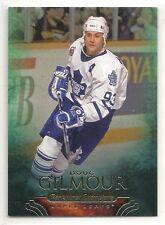 2011-12 Parkhurst Champions - #40 - Doug Gilmour - Toronto Maple Leafs