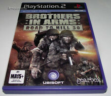 Brothers in Arms Road to Hill 30 PS2 PAL *Complete*