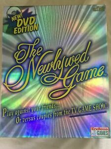 The Newlywed Game New DVD Edition Endless Games Couples Game- FACTORY SEALED
