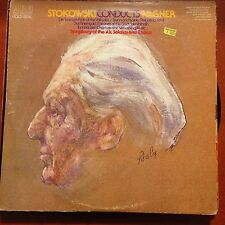 Leopold Stokowski-stowkowski Conducts Wagner-lp-rca