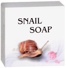SNAIL SOAP 30g Against Acne, Scar Removal, Anti-Pigmentation, Stretch Marks