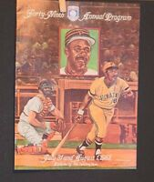 The Sporting News Magazine Forty-Ninth Annual Program July 31 and August 1 1988