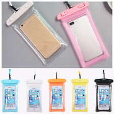 Swim Waterproof Underwater Case Cover With Neck Strap Dry Bag Pouch For Phone