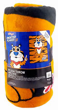 New LoungeFly Exclusive Funko Pop Ad Icon Tony the Tiger Frosted Flakes Blanket