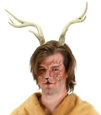 Deer Doe Reindeer Buck Faun Antlers Mythical Animal Fairy Costume Accessory
