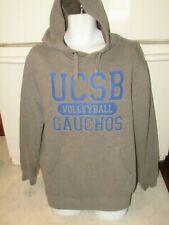 UCSB Volleyball Team issue hoodie sweatshirt University California Santa Barbara