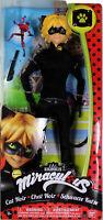 Miraculous: Tales of Ladybug & Cat Noir ~ 10-INCH CAT NOIR DOLL ~ Bandai