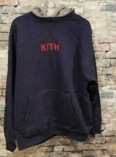 Kith x Bergdorf Goodman Classic Logo Williams 2 Hoodie Size Medium