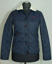 WOMENS JACK WILLS JACKET QUILTED SIZE UK8 EXCL