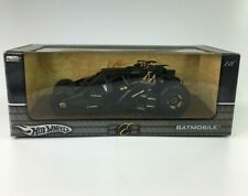 Hot Wheels 1/18 Scale diecast - G9931 Batman Dark Night Batmobile Tumbler IN BOX