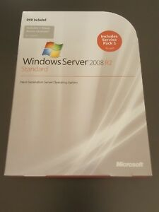 Microsoft Windows Server 2008 R2 Standard 5 CAL P73-04754
